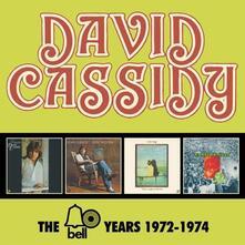 Bell Years 1972-1974 (Clamshell Box Set) - CD Audio di David Cassidy