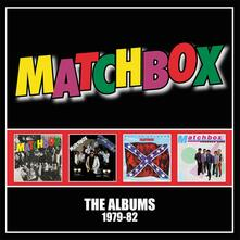 Albums 1979-1982 (Clamshell Box Set Edition) - CD Audio di Matchbox