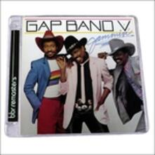 Gap Band V. Jammin (Expanded Edition) - CD Audio di Gap Band