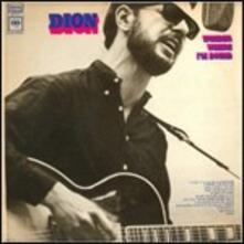 Wonder Where I'm Bound - CD Audio di Dion