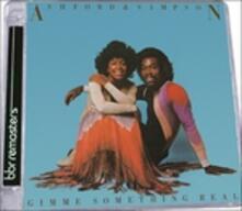 Gimme Something Real (+ Bonus Tracks) - CD Audio di Valerie Simpson,Nickolas Ashford