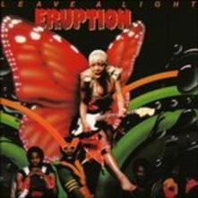Leave a Light (Expanded Edition) - CD Audio di Eruption