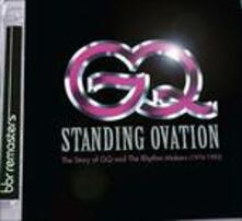 Standing Ovation. The Story of Gq and the Rhythm Makers (Deluxe Edition) - CD Audio di GQ