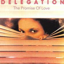 Promise of Love (40th Anniversary Edition) - CD Audio di Delegation