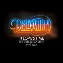 In Loves Time. The Delegation Story 1976 - CD Audio di Delegation