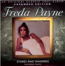 Stares and Whispers (Expanded Edition) - CD Audio di Freda Payne