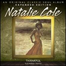 Thankful (Expanded Edition) - CD Audio di Natalie Cole