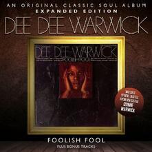 Foolish Fool (Expanded Edition) - CD Audio di Dee Dee Warwick