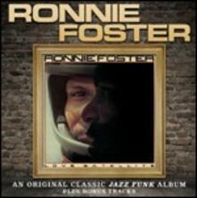 Love Satellite (Expanded Edition) - CD Audio di Ronnie Foster