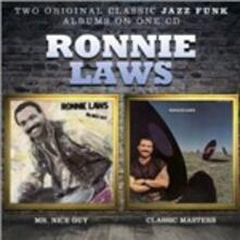 Mr. Nice Guy - Classic Masters - CD Audio di Ronnie Laws