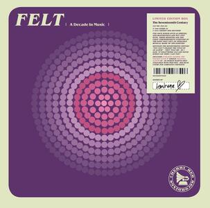 "CD Seventeenth Century (CD + 7"" Remastered Edition) Felt"