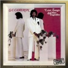 Love Songs & Other Tragedies (Expanded Edition) - CD Audio di G.C. Cameron