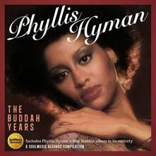 Buddah Years - CD Audio di Phyllis Hyman