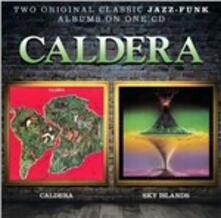 Caldera - Sky Islands - CD Audio di Caldera