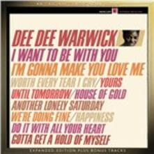 I Want to Be with You - CD Audio di Dee Dee Warwick
