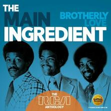 Brotherly Love. The RCA Anthology - CD Audio di Main Ingredient