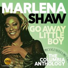 Go Away Little Boy. The Columbia Anthology - CD Audio di Marlena Shaw