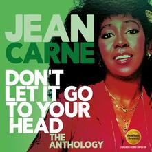Don't Let it Go to Your Head. The Anthology - CD Audio di Jean Carne