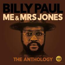 Me & Mrs Jones. The Anthology - CD Audio di Billy Paul