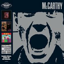 Complete Albums, Singles and BBC Collection - CD Audio di McCarthy