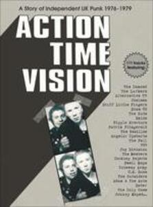 CD Action Time Vision. A Story of Independent UK Punk 1976-1979
