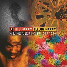 Albums and Singles 1982-1989 (Deluxe Edition) - CD Audio di Red Lorry Yellow Lorry