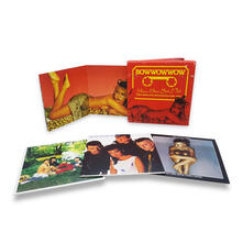 Your Box Set Pet. The Complete Recordings - CD Audio di Bow Wow Wow