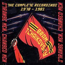 Strange Men Changed Men. The Complete Recordings 1978–1981 - CD Audio di Bram Tchaikovsky