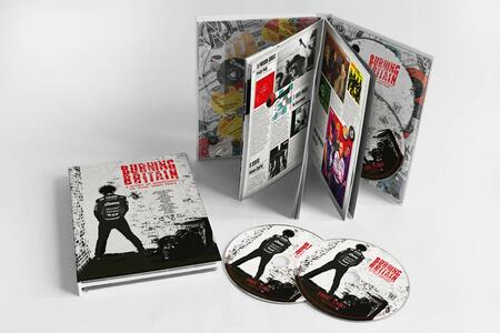 CD Burning Britain. A Story of Independent UK Punk
