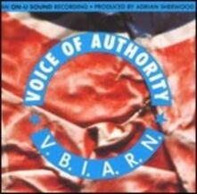 Very Big in America Right Now - CD Audio di Voice of Authority