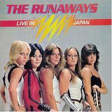 Live in Japan - CD Audio di Runaways