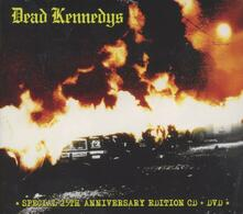 Fresh Fruit for Rotting Vegetables (25th Anniversary) - CD Audio + DVD di Dead Kennedys