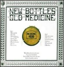 News Bottles, Old Medicine - CD Audio di Medicine Head