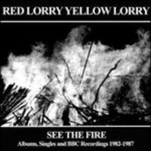 See the Fire - CD Audio di Red Lorry Yellow Lorry