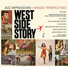 CD West Side Story: Jazz Impressions Unique Perspective