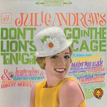 Don't Go in the Lion's Cage Tonight - Broadway's Fair - CD Audio di Julie Andrews
