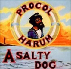 CD A Salty Dog Procol Harum