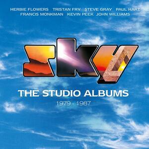 CD The Studio Albums 1979-1987 (Box Set) Sky