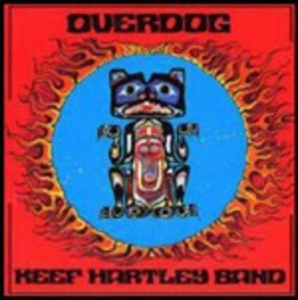 Overdog - CD Audio di Keef Hartley (Band)