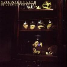 Of Queues and Cures (Remastered Edition) - CD Audio di National Health
