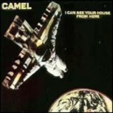 I Can See Your House from Here (Expanded Edition) - CD Audio di Camel