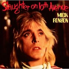 CD Slaughter on 10th Avenue Mick Ronson