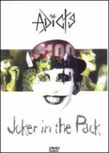 The Adicts. Joker In The Pack 1982 - DVD
