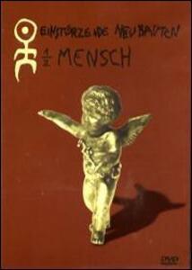Einsturzende Neubauten. 1/2 Mensch - DVD