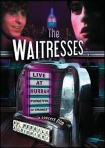 The Waitresses. Live At Hurrah - DVD