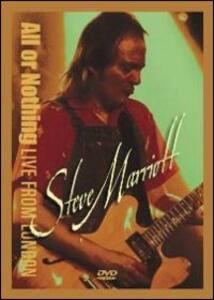 Steve Marriot. All Or Nothing. Live From London - DVD