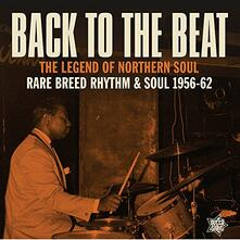 Back to the Beat- Rare - Vinile LP