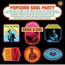 Popcorn Soul Party. Blended Soul And R&B 1958-1962 - Vinile LP