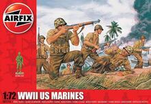 Wwii Us Marines S1 1:72 (01716)