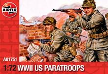 Airfix. A01751. Wwii Us Paratroops. Modellbausatz